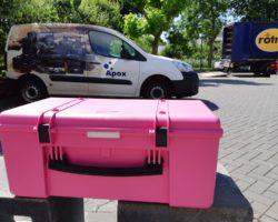 MUB dive Pink Lady