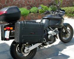bike mounted