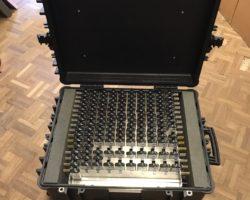 koffer transport dosimeters SCK CEN