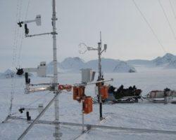 weerstation Spitsbergen